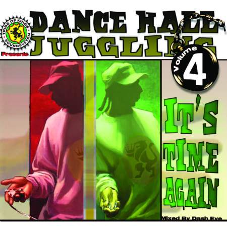 Dancehall juggling vol 4-front only