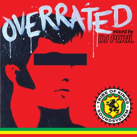 Overrated cover front