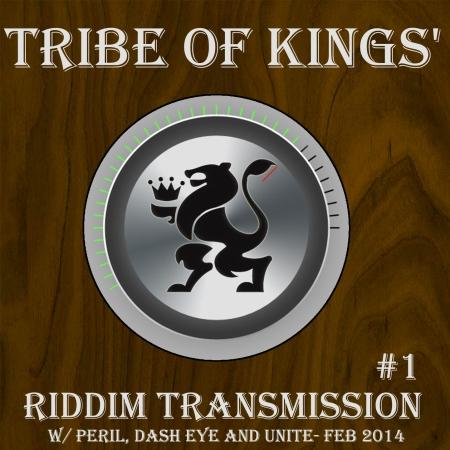 Riddim Transmission #1 logo