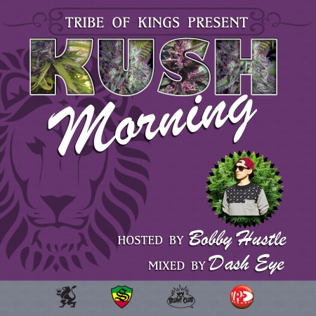 Kush Morning Mix Front