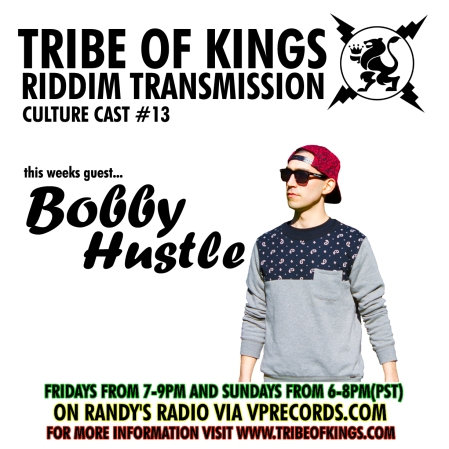 RT #14 CC Bobby Hustle
