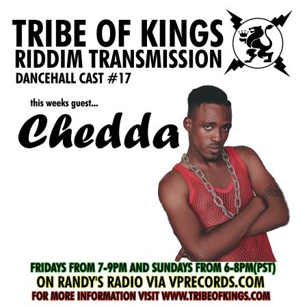 RT #17 DC Chedda