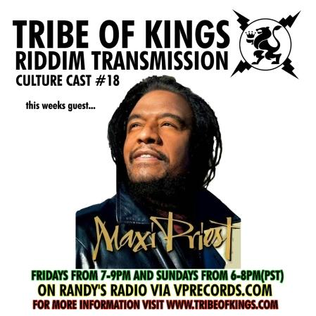RT#18 CC w Maxi Priest