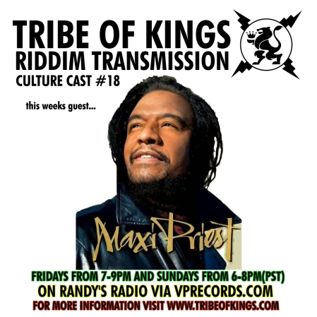 RT#18 CC w Maxi Priest